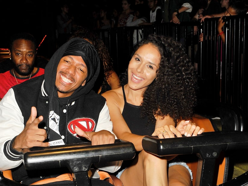 Nick Cannon Is A Dad Again Plus His Gf S Intense Birth
