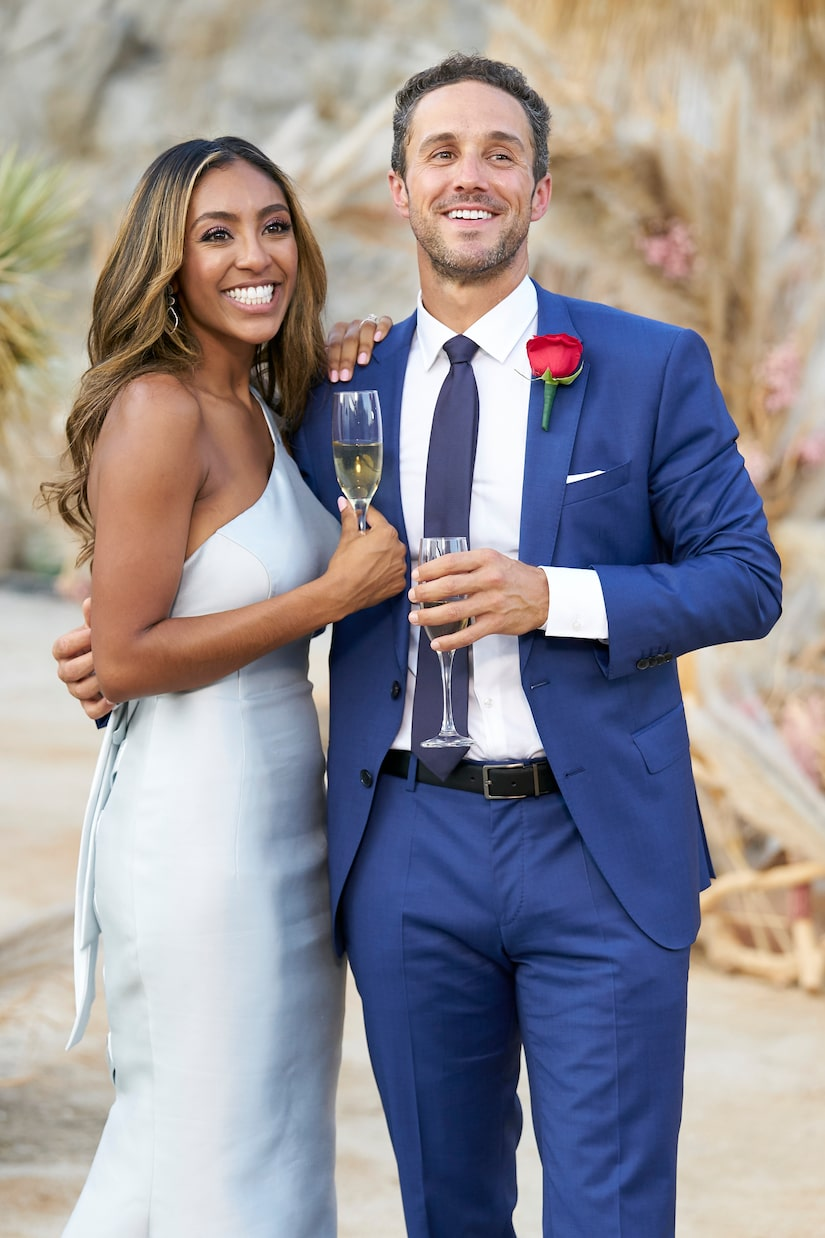 Does 'Bachelorette' Couple Tayshia Adams & Zac Clark Have a Wedding Date? Plus: Would She Join 'DWTS'?