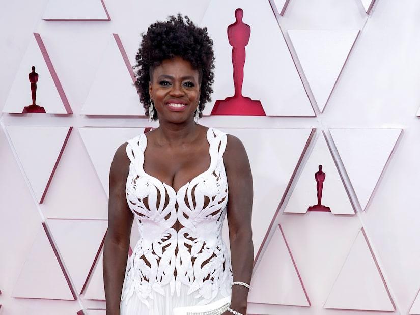 Oscars 2021: Arrivals