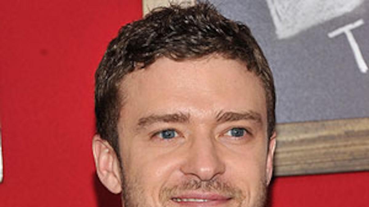 Female Marine asks Justin Timberlake to Marine Corps Ball