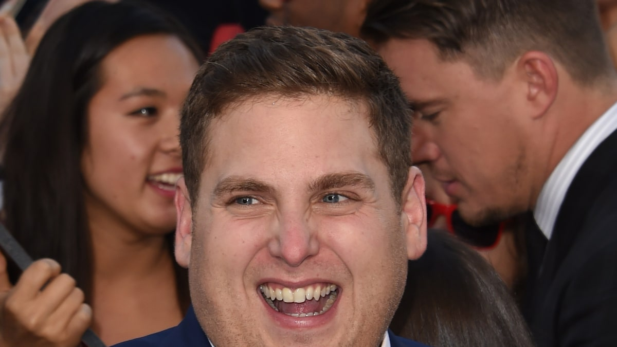 Jonah Hill officiated Adam Levine and Behati Prinsloos