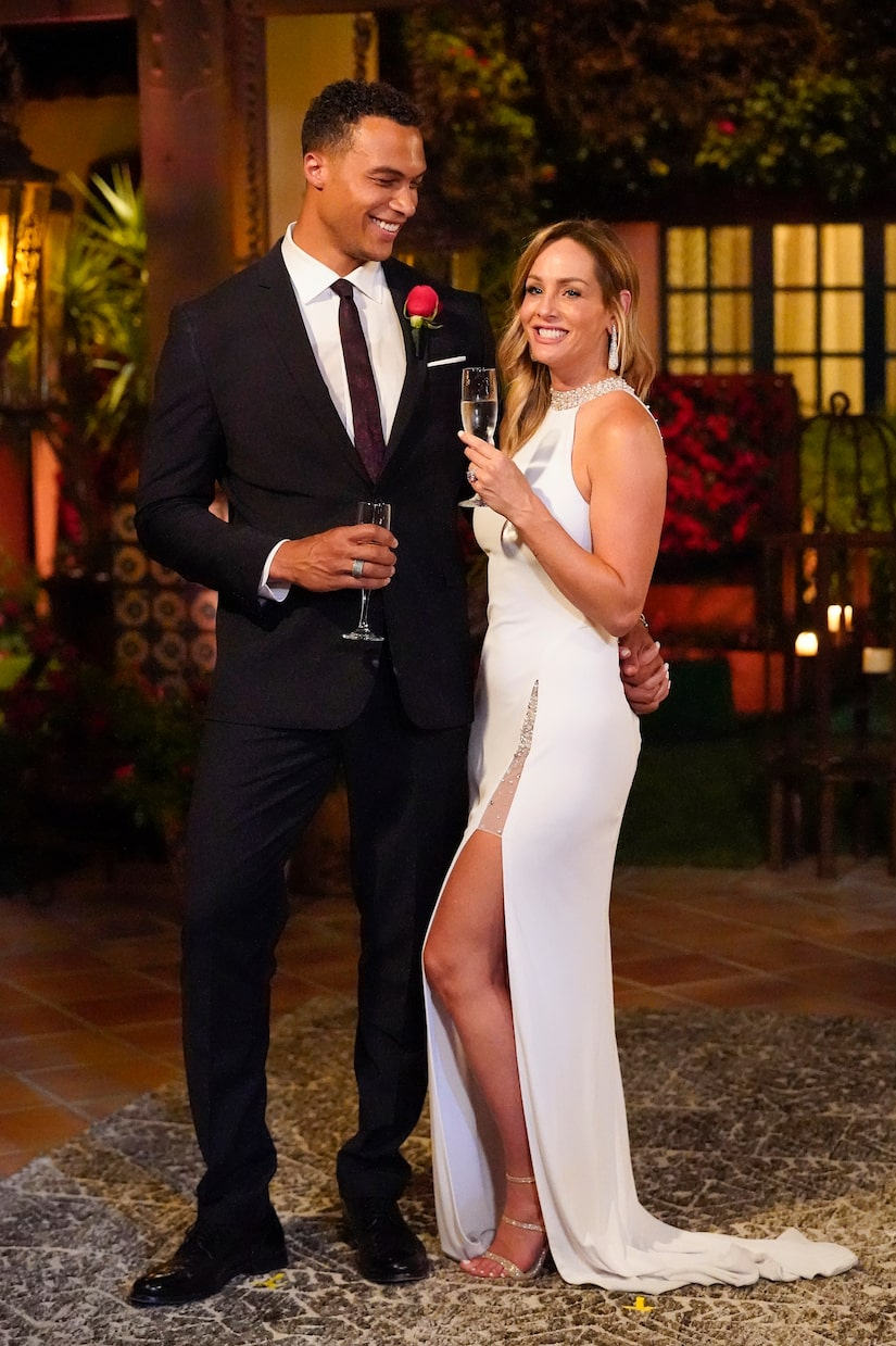 Dale Moss Talks Love and Respect for Clare Crawley Amid Split