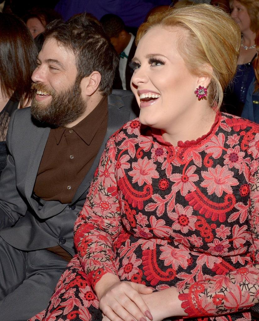 Adele & Simon Konecki Reportedly Reach Divorce Settlement