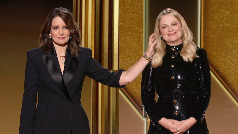 Golden Globes 2021: Show Photos