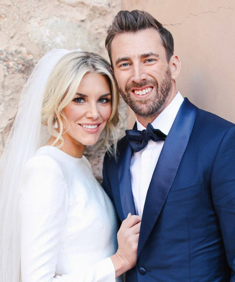 Charissa Thompson Talks Intimate Wedding To Kyle Thousand Plus Her Super Bowl Prediction