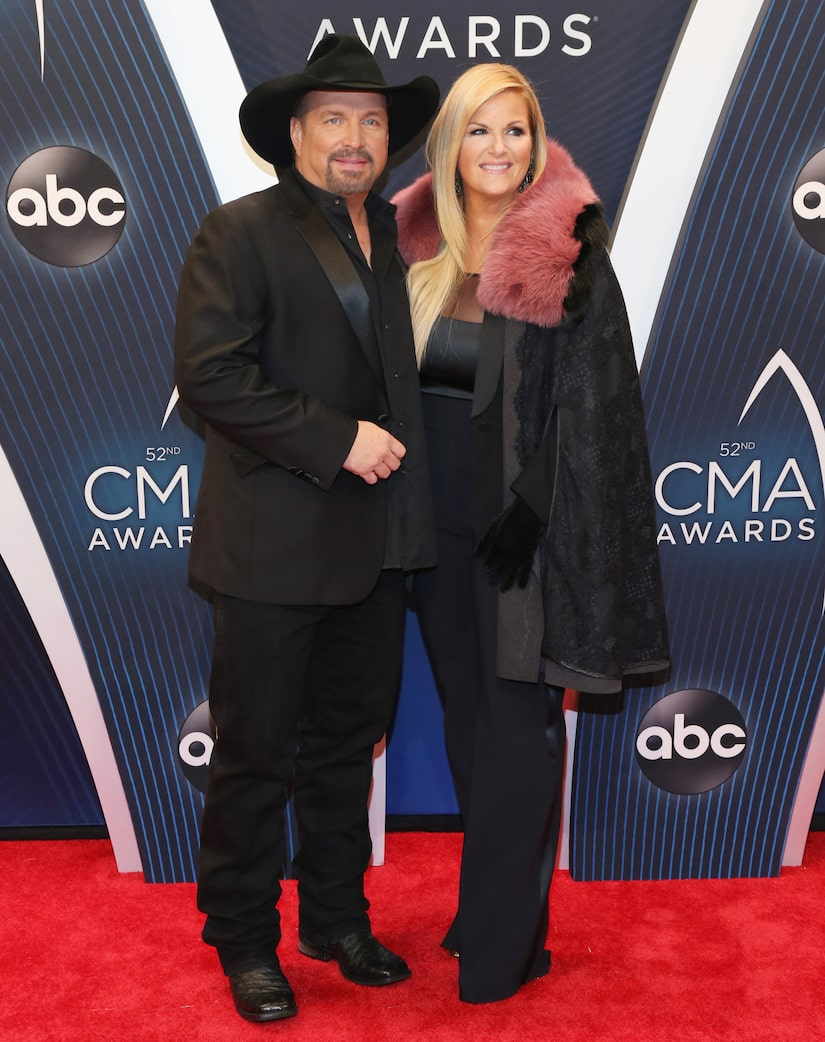 How Garth Brooks Is Driving Trisha Yearwood 'Nuts' in Quarantine, Plus: They Talk Christmas Special