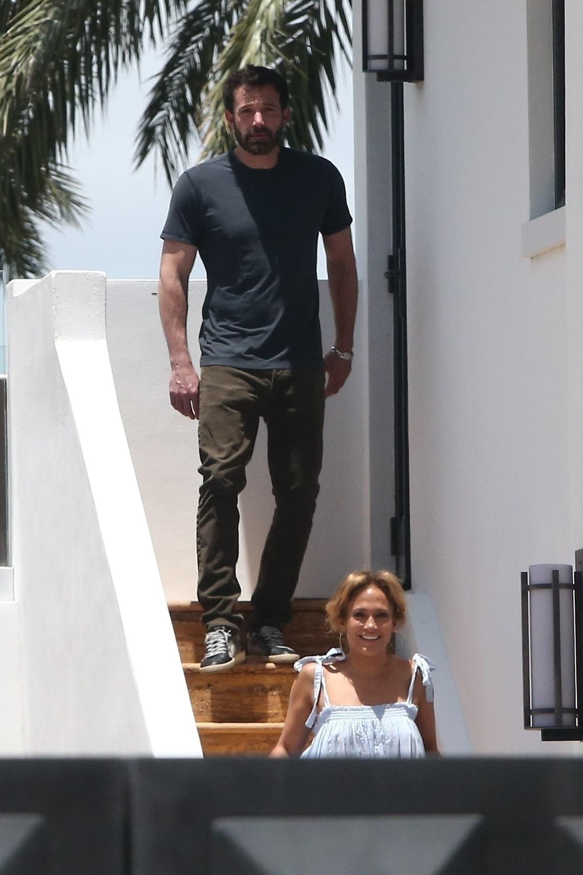 Bennifer 2.0 Is On! Jennifer Lopez & Ben Affleck Reunite in Miami