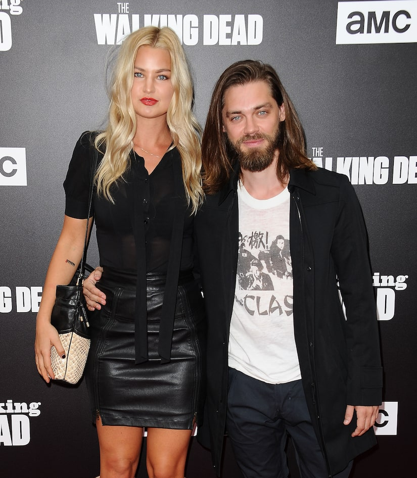 Actor Tom Payne Spills on Quarantine Wedding and the Surprise Officiant!