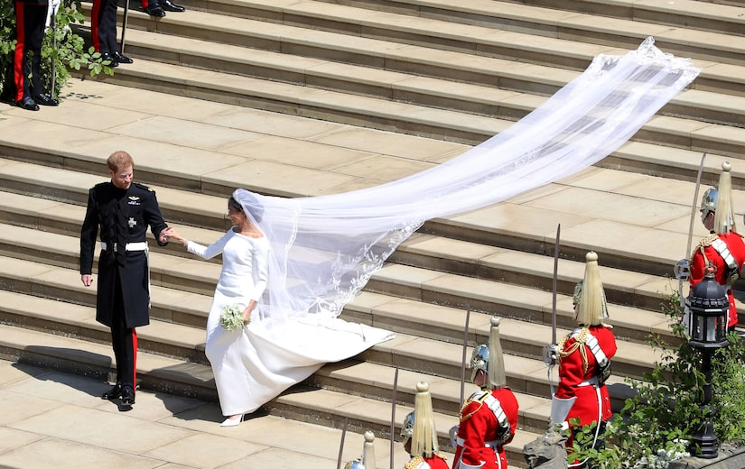Prince Harry & Meghan Markle's Royal Wedding Weekend