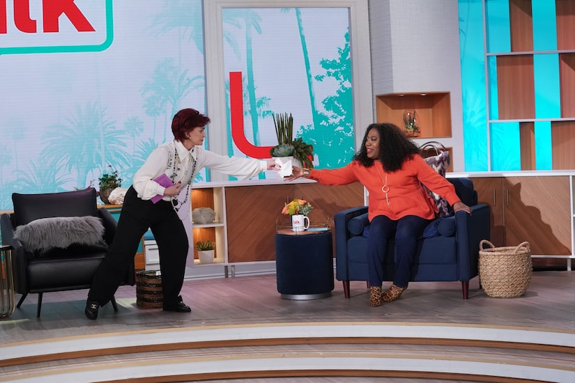 Sheryl Underwood Breaks Her Silence On Heated Conversation With Sharon Osbourne