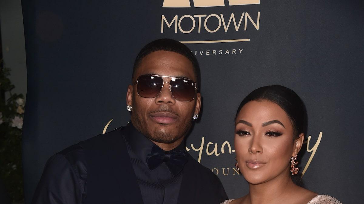 Nelly's Longtime GF Confirms Split: 'Just Friends'