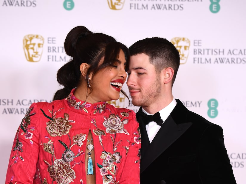 Pics! The BAFTA Film Awards 2021