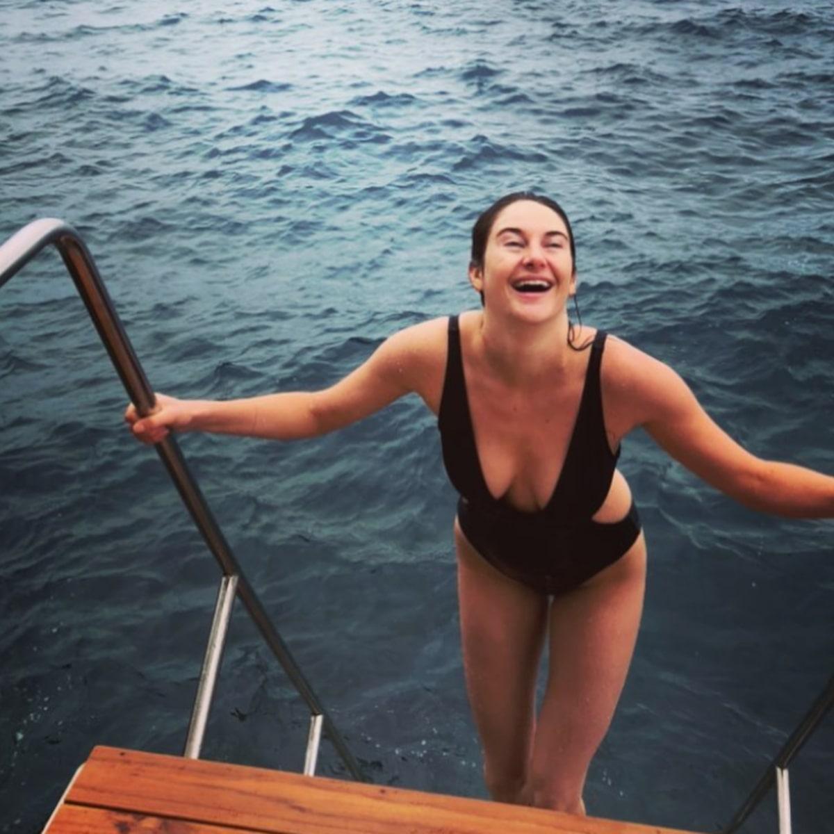 Woodley bikini shailene 49 Hottest