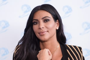 Crazy in Cannes! Kim Kardashian Stormed by Drunk Naked