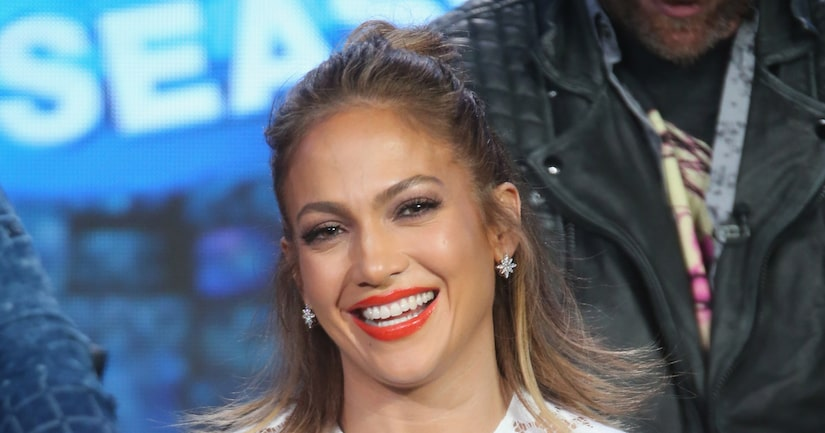 Jennifer Lopez Gets Goofy In Makeup Free Video