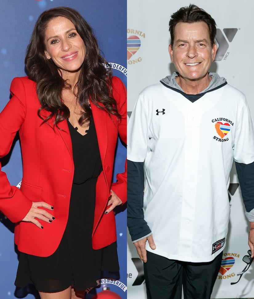 Soleil Moon Frye Reveals Past Relationship with Charlie Sheen… Calls Him Her 'Mr. Big'