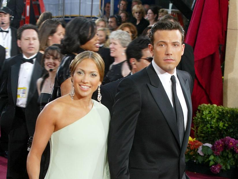 Jennifer Lopez & Ben Affleck's Love Story