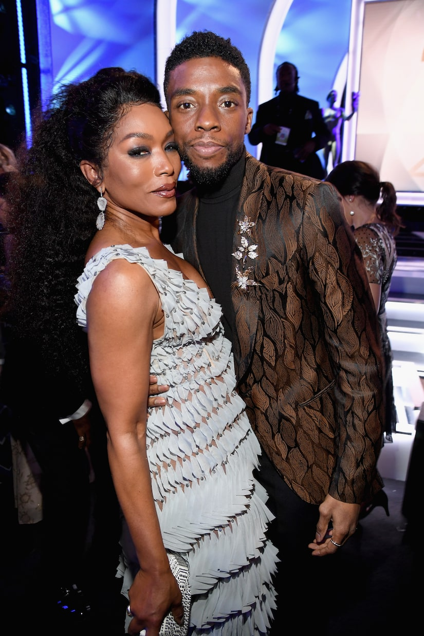 Angela Bassett on Why Chadwick Boseman's Part Won't Be Recast in 'Black Panther' Sequel