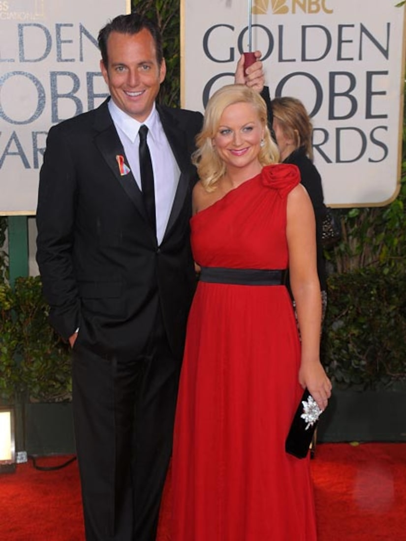 Will Arnett and Amy Poehler Welcome Baby #2!