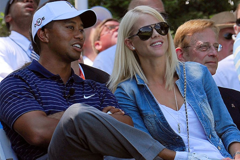 Report: Tiger and Elin Together Again