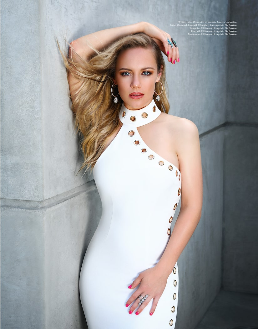 'Station 19' Star Danielle Savre on Her Badass Character and Embracing Her Curves