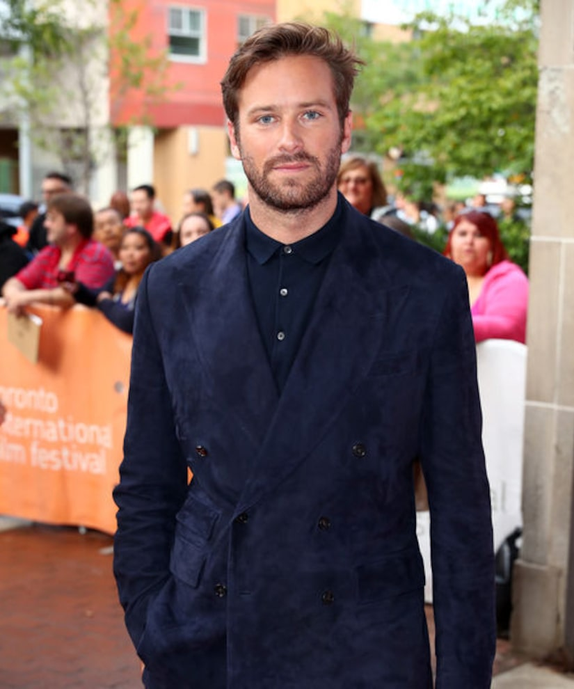 Armie Hammer Takes Us Behind The Scenes Of Call Me By