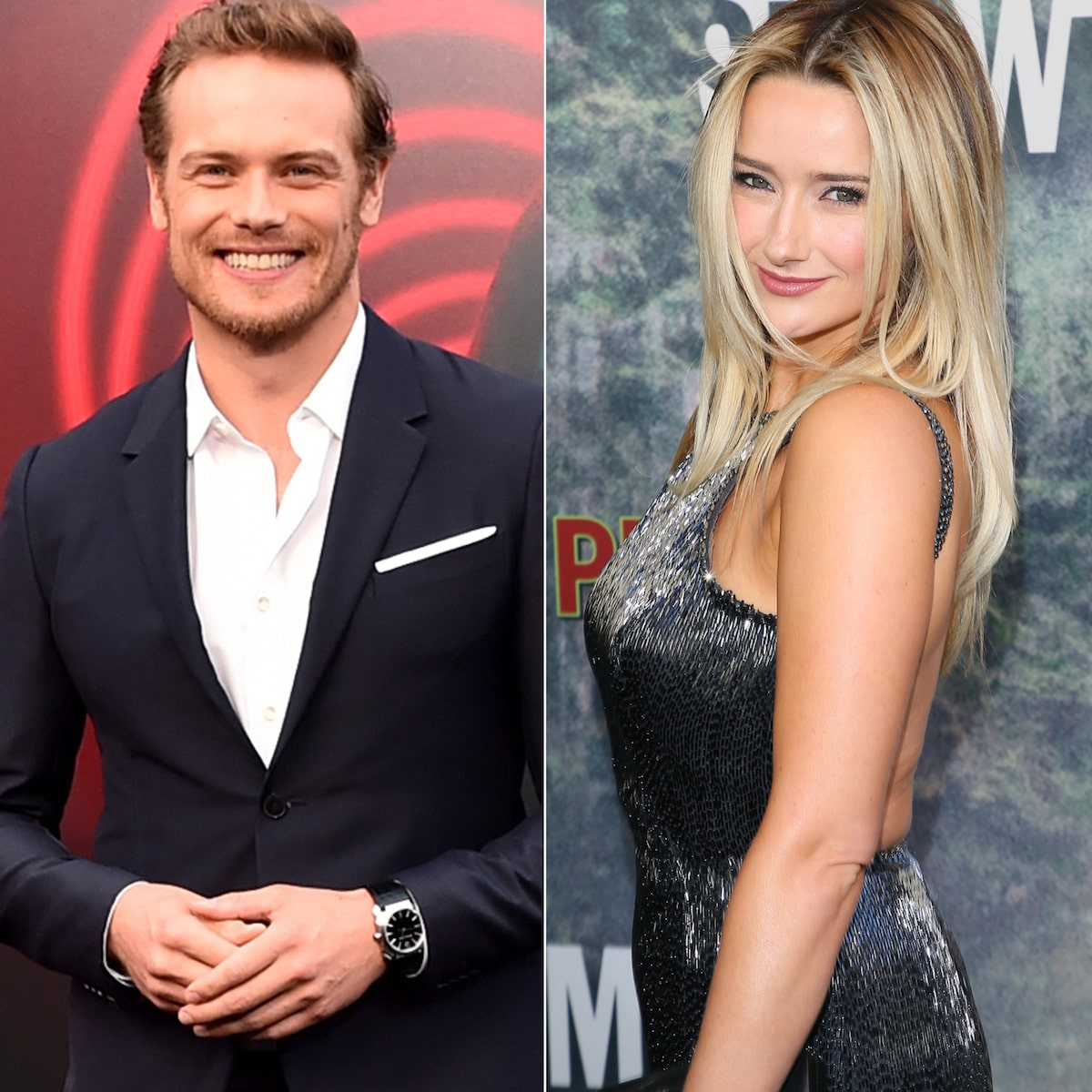 Outlander Actor Sam Heughan And Twin Peaks Actress Amy Shiels Spark Dating Rumors Again Her birthday, what she did before fame, her family life, fun trivia facts, popularity rankings, and more. outlander actor sam heughan and twin