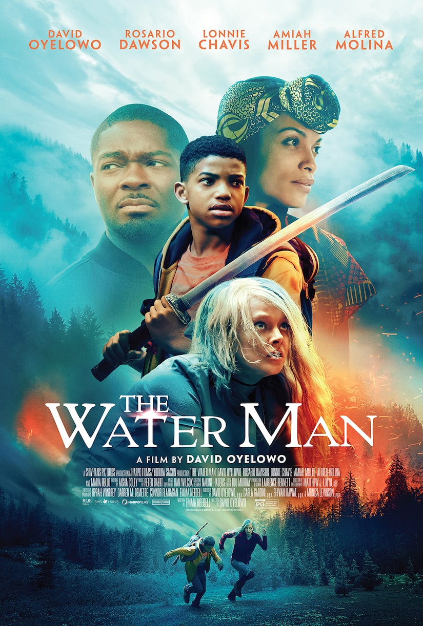 Watch the Heart-Pounding New Trailer for 'The Water Man'