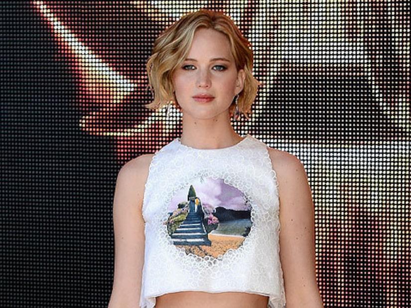 Jennifer Lawrence on Nude Photo Leak: Its a Sex Crime