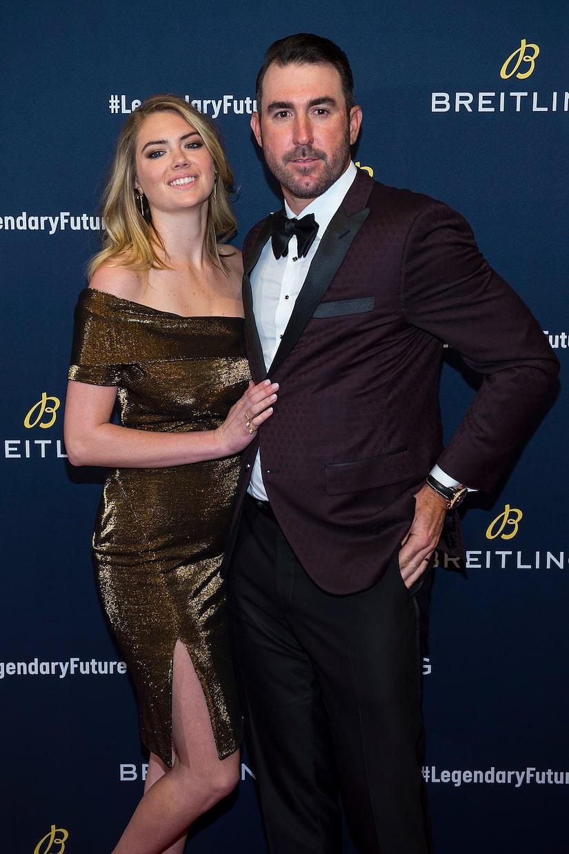 Kate Upton & Justin Verlander Expecting First Child